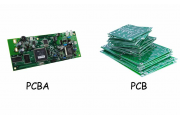 What is the differrence between PCB and PCBA?