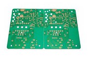 How is a PCB board made?