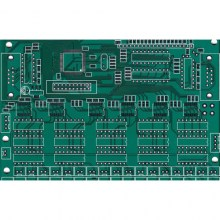 Leadfree Surface Finishing 2 layer PCB circuit board