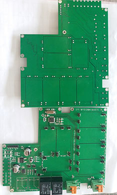 audio main pcb board