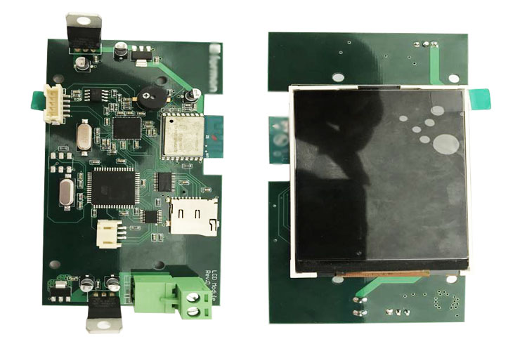 Remarkable Printed Circuit Board Assembly Pcba For 3D Printer Wiring Cloud Pendufoxcilixyz