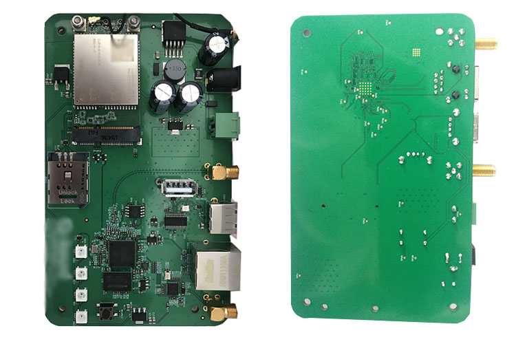 pcb assembly for gateway