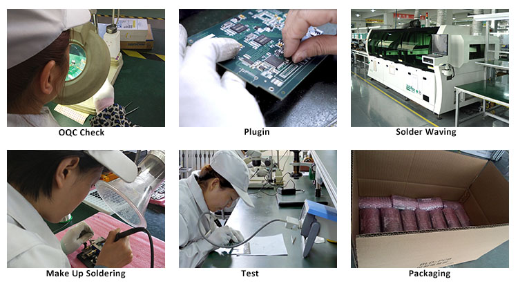 pcb  assembly manufacture process