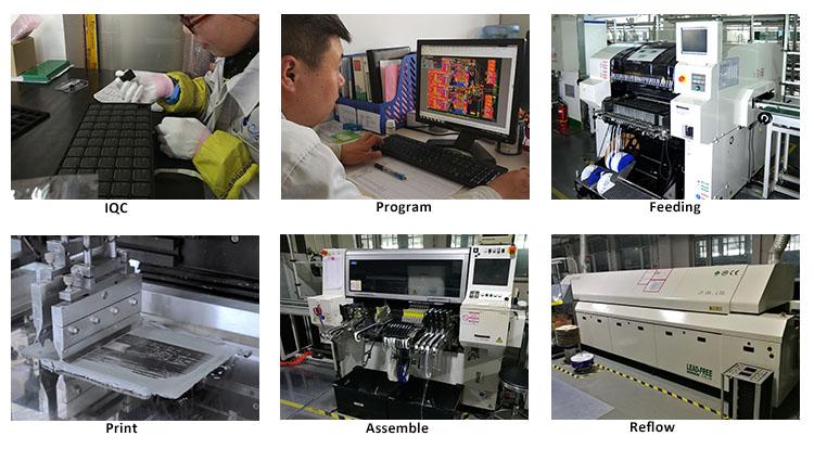 PCB manufacture process